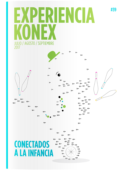 Portada revista Konex #39
