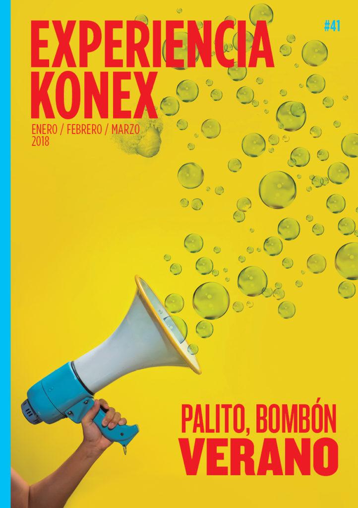 Portada revista Konex #41