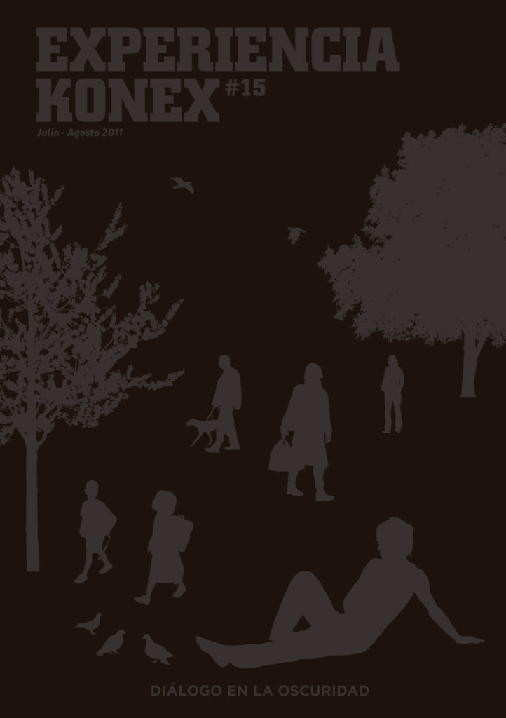 Portada revista Konex #15