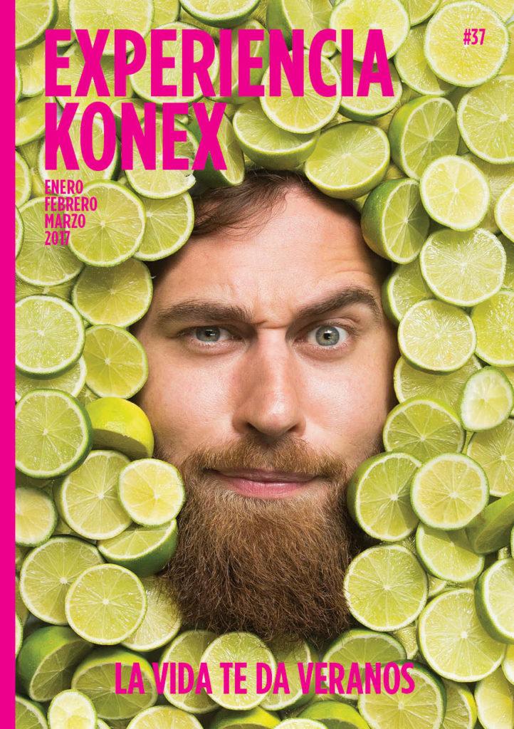 Portada revista Konex #37