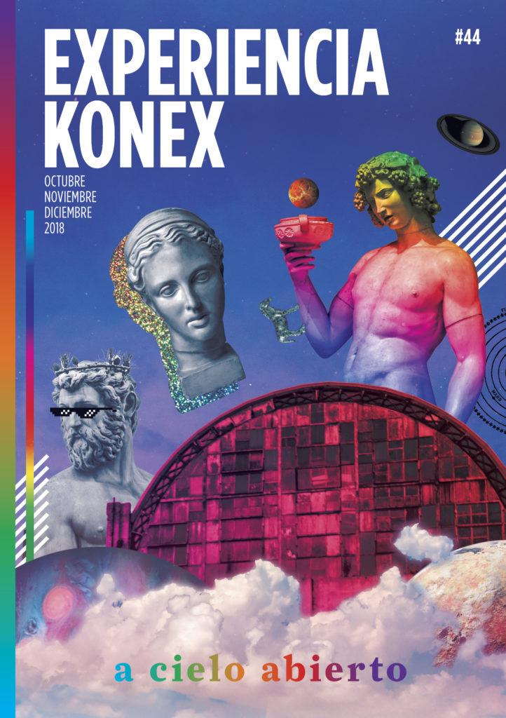 Portada revista Konex #44