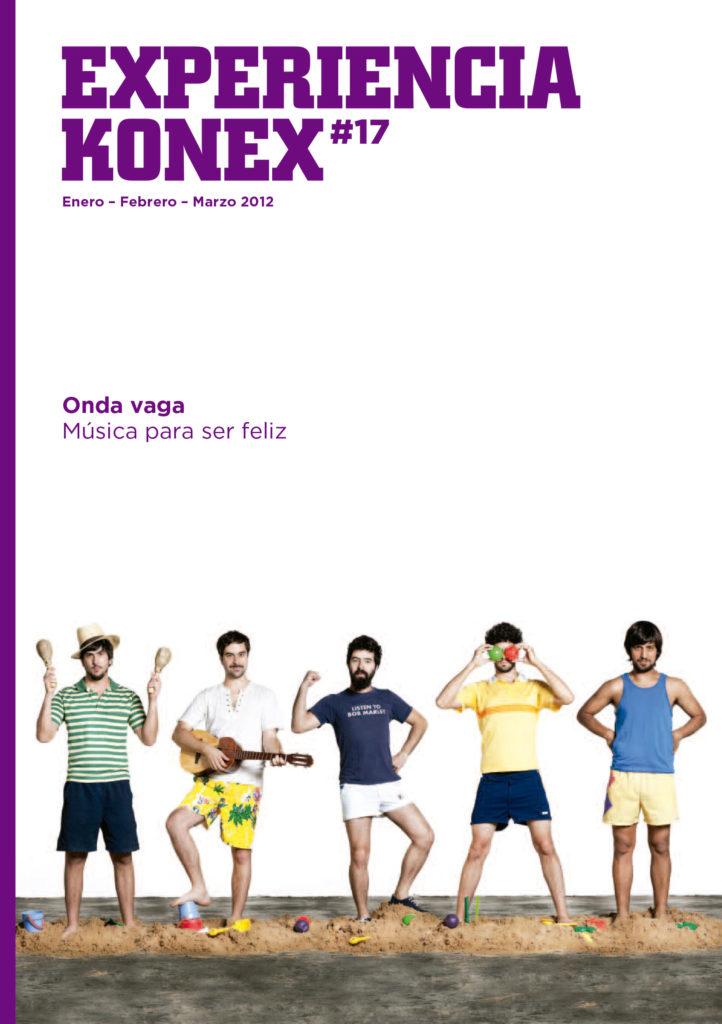 Portada revista Konex #17