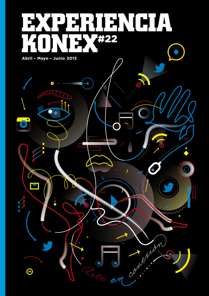Portada revista Konex #22
