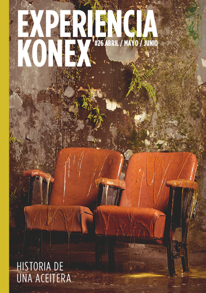 Portada revista Konex #26
