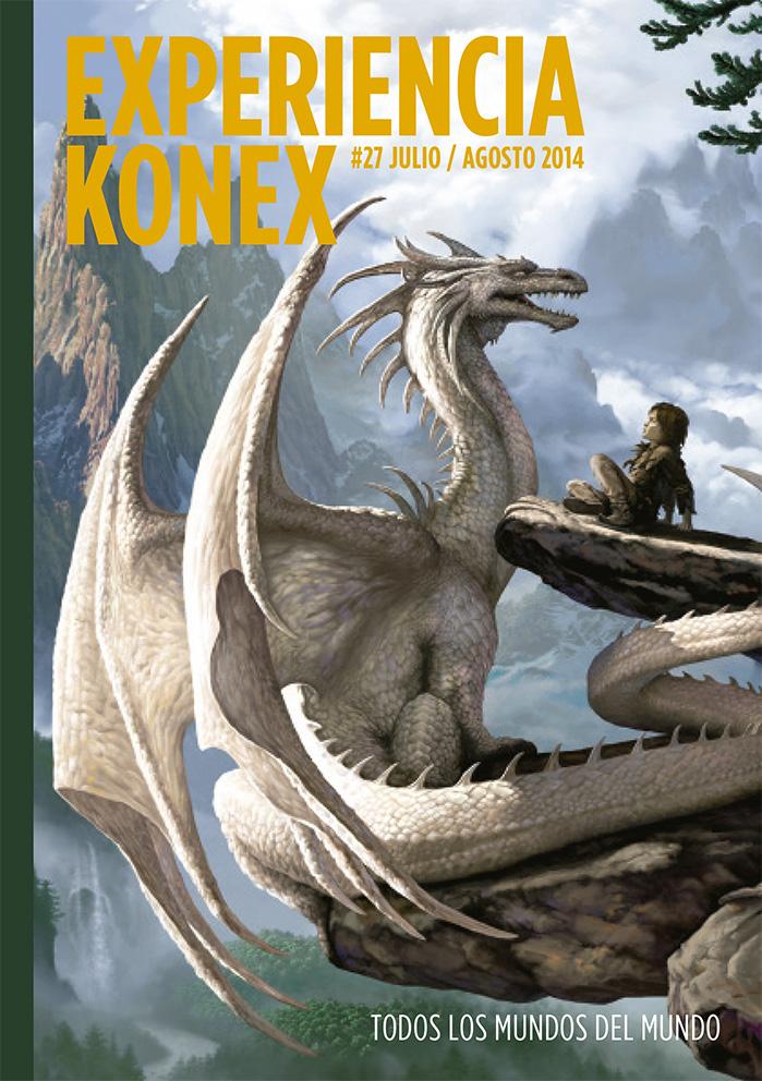 Portada revista Konex #27