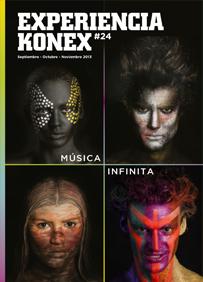 Portada revista Konex #24