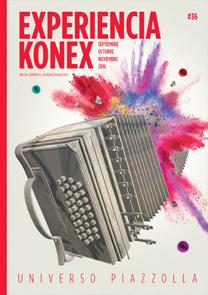 Portada revista Konex #36