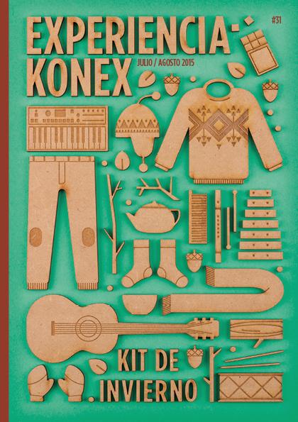 Portada revista Konex #31