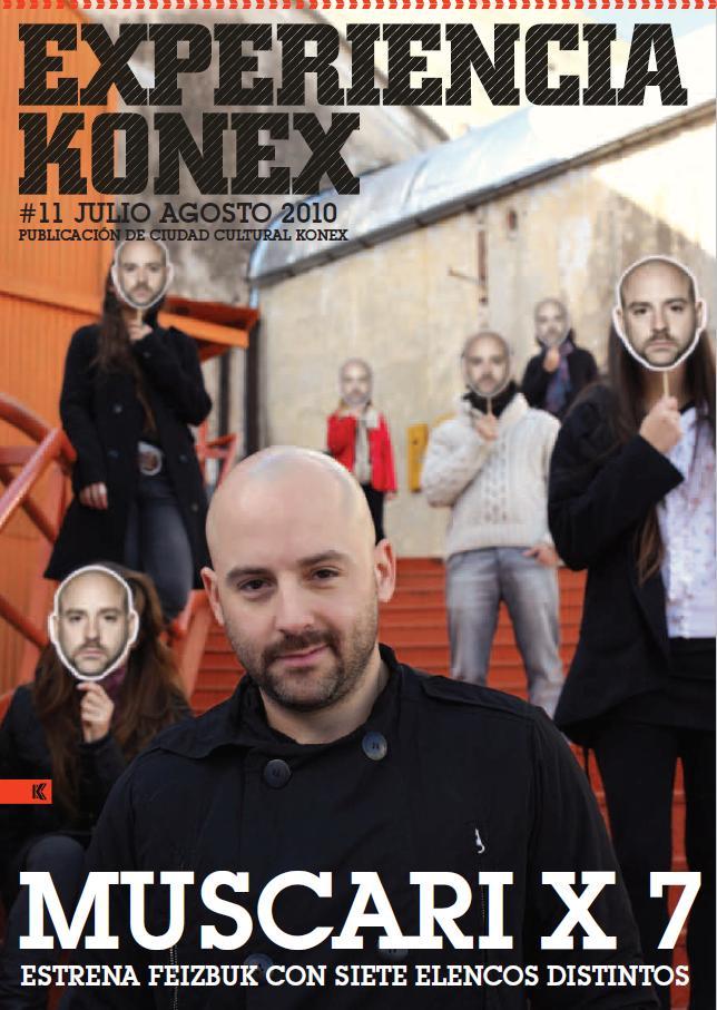 Portada revista Konex #11