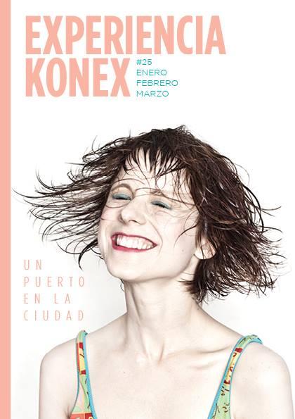 Portada revista Konex #25