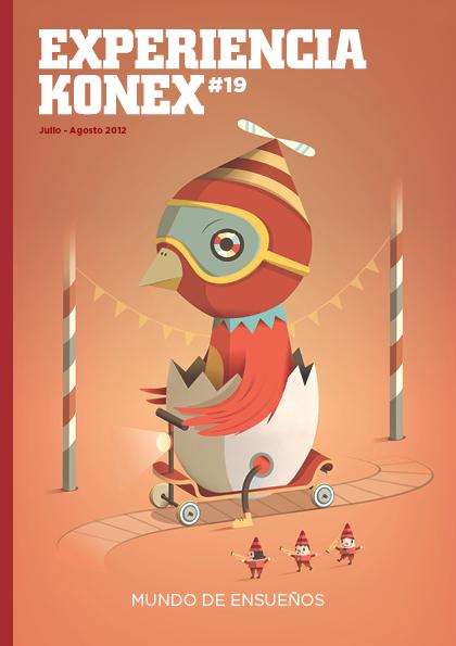Portada revista Konex #19