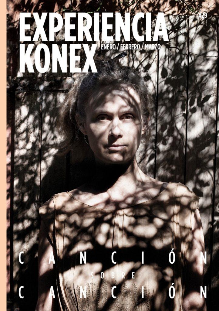 Portada revista Konex #29