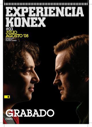 Portada revista Konex #3
