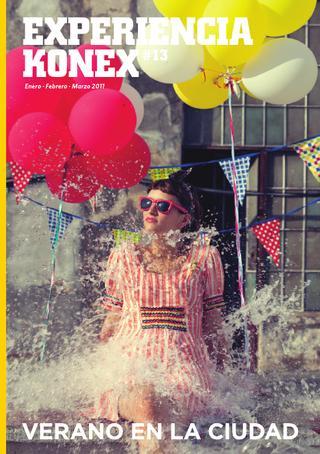 Portada revista Konex #13