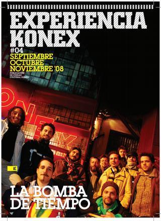 Portada revista Konex #4
