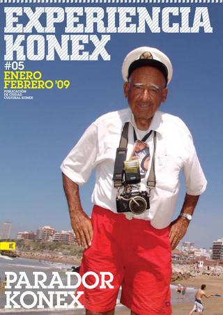 Portada revista Konex #5
