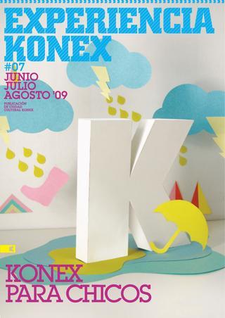 Portada revista Konex #7