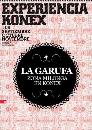 Portada revista Konex #8