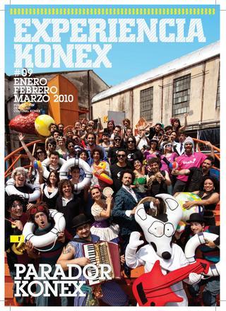 Portada revista Konex #9