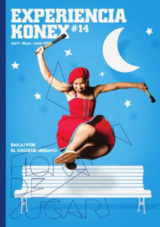 Portada revista Konex #14