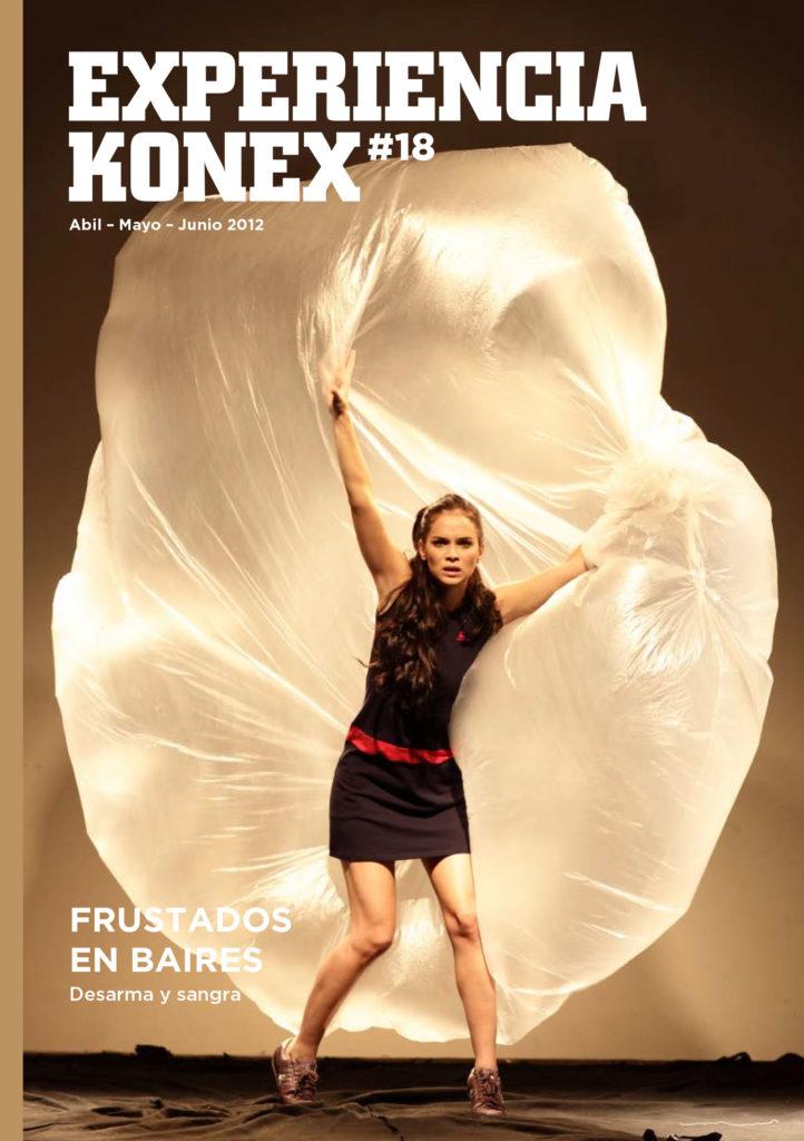 Portada revista Konex #18