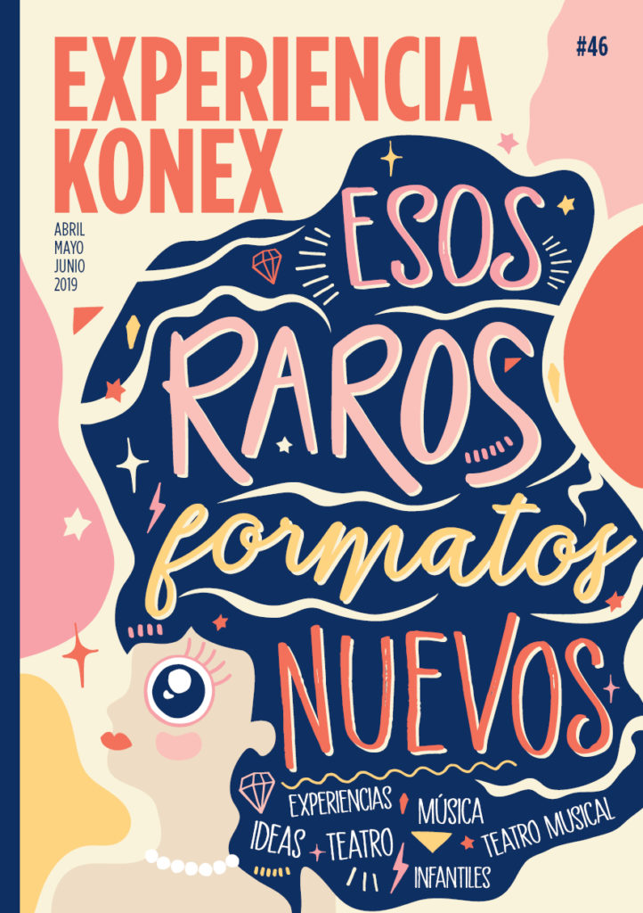 Portada revista Konex #46