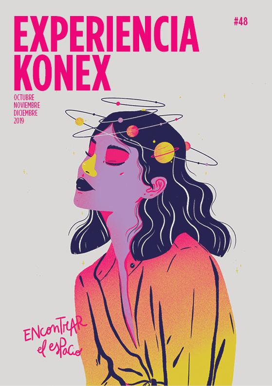 Portada revista Konex #48